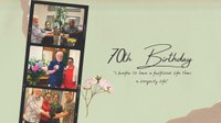 President's 70th Birthday