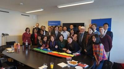 2015 Geneva training for Chinese entrepreneurs