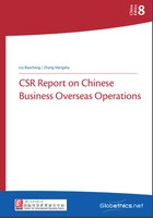 China Ethics 8: CSR Report on Chinese Business Overseas Operations