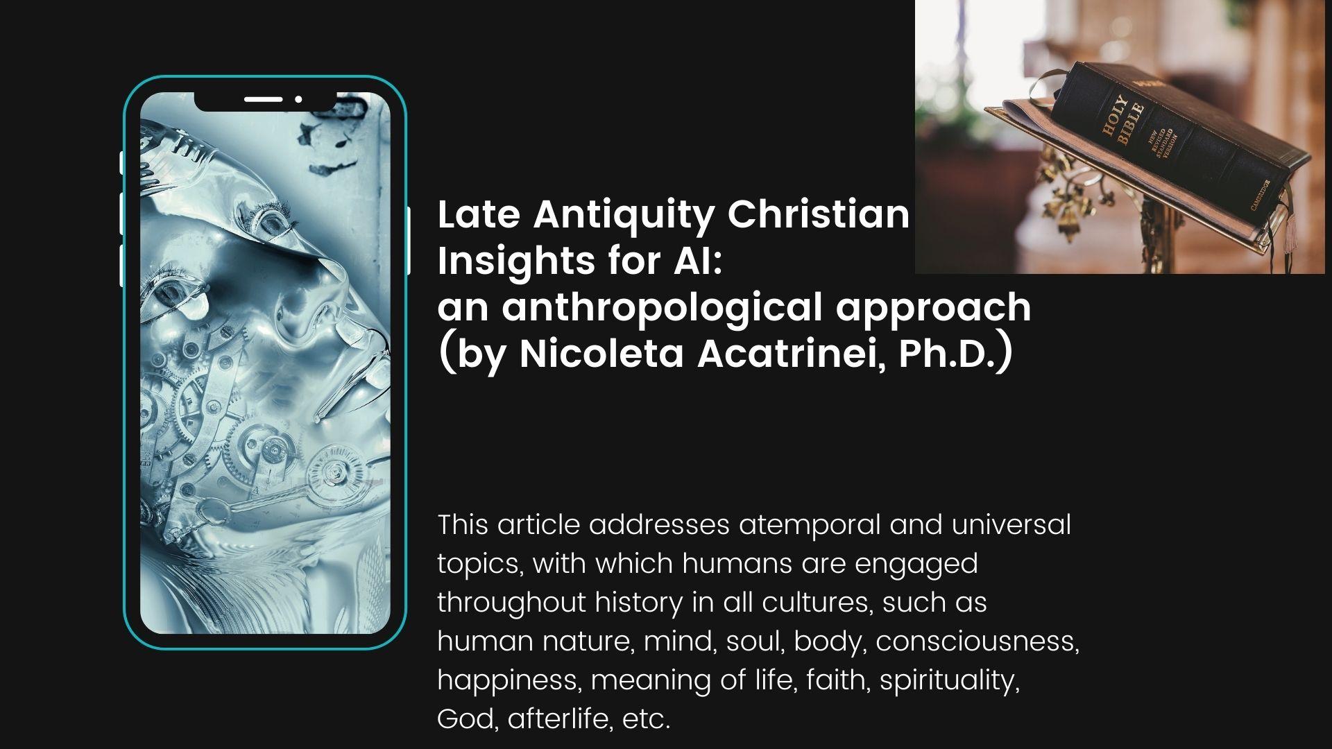 AI and Faith